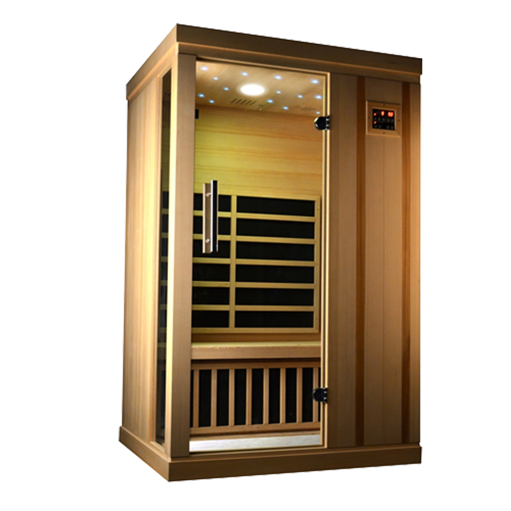Infrared Sauna – 2 Person