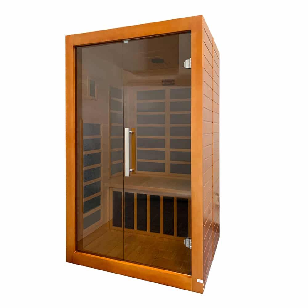 Sauna Infrarouge – 2 Personnes